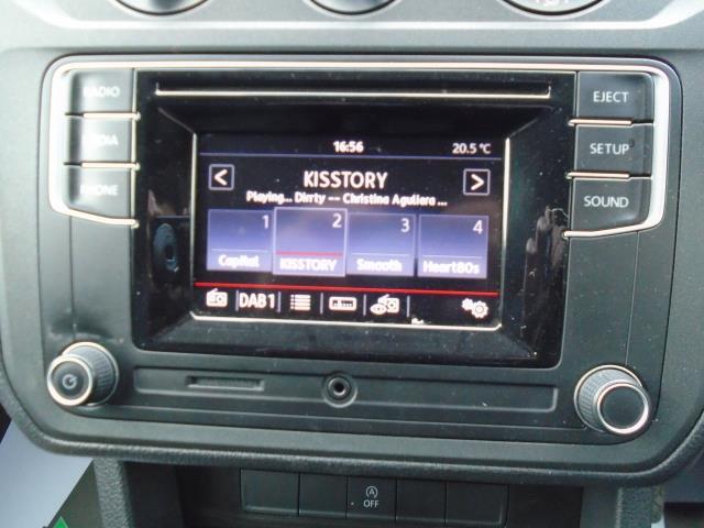2017 Volkswagen Caddy Maxi 2.0 Tdi Bluemotion Tech 102Ps Startline Van (GJ17NZT) Image 24