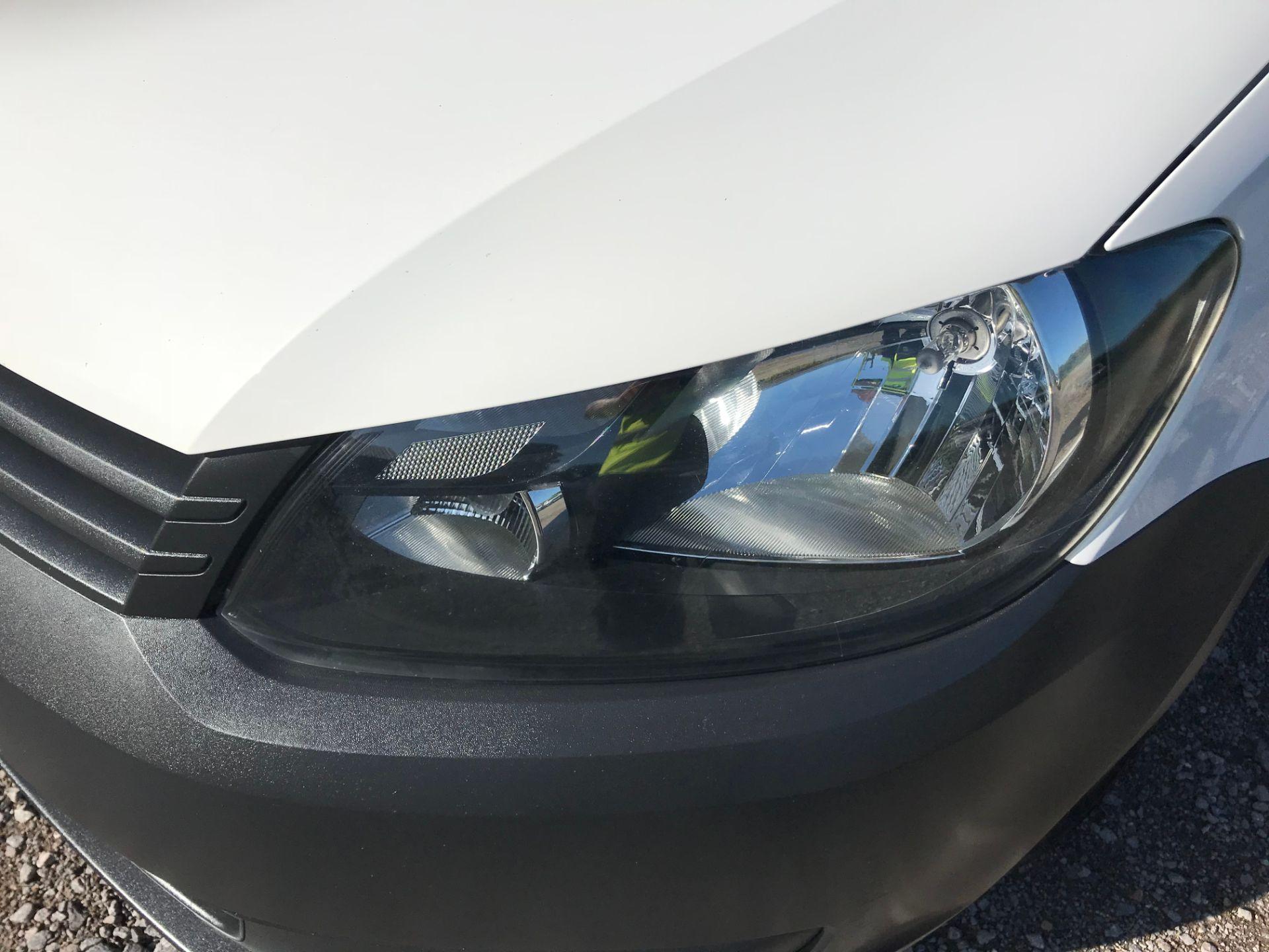 2017 Volkswagen Caddy 1.6 Tdi 75Ps Startline Van (GJ17OAV) Image 24