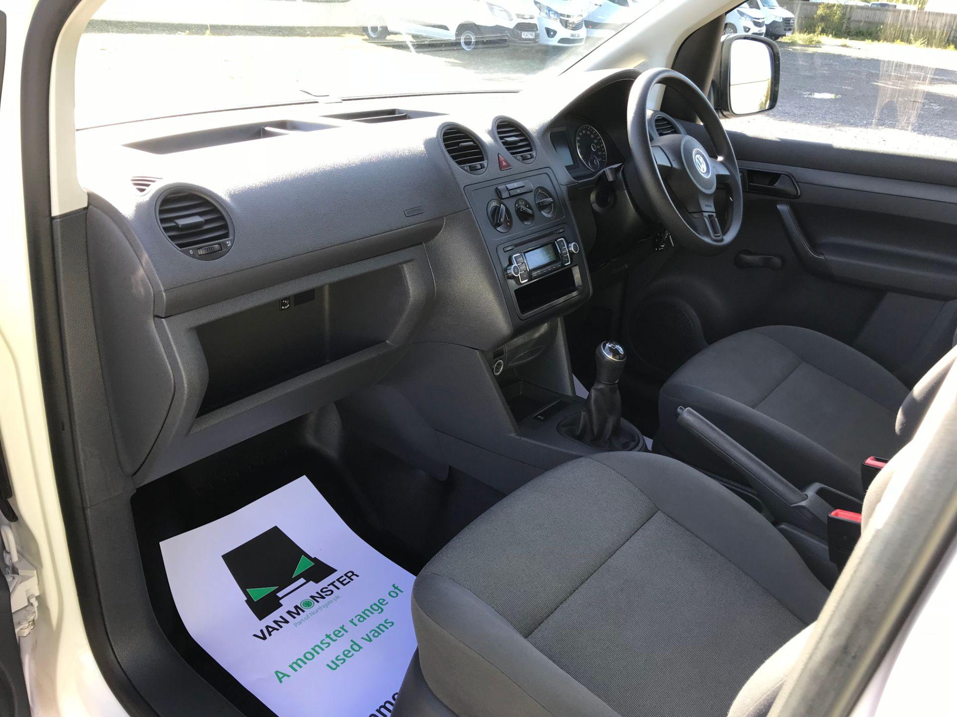 2017 Volkswagen Caddy 1.6 Tdi 75Ps Startline Van (GJ17OAV) Image 13