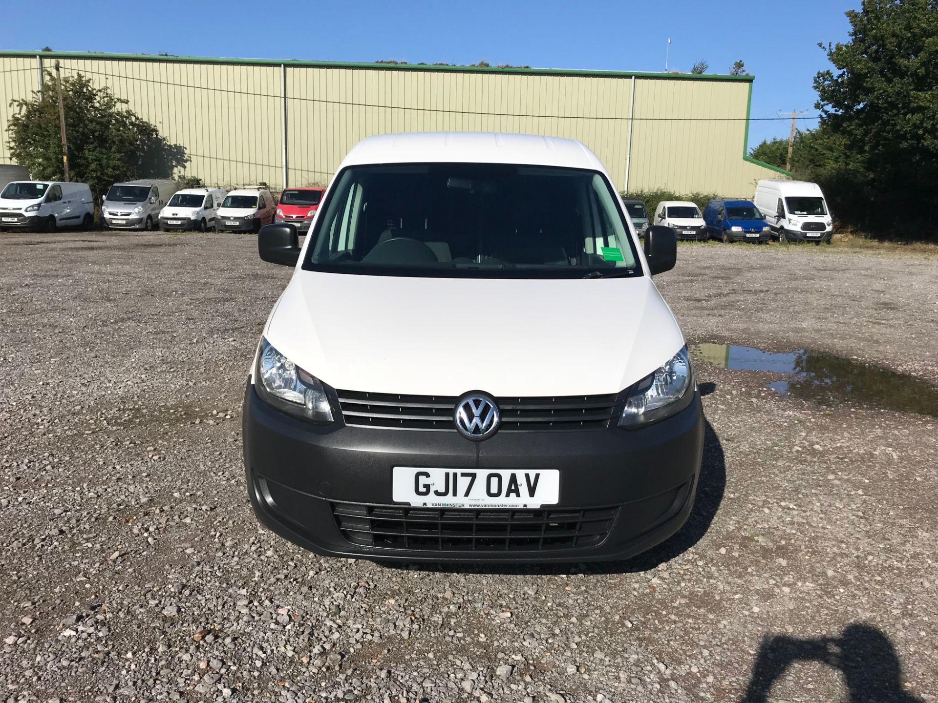 2017 Volkswagen Caddy 1.6 Tdi 75Ps Startline Van (GJ17OAV) Image 2