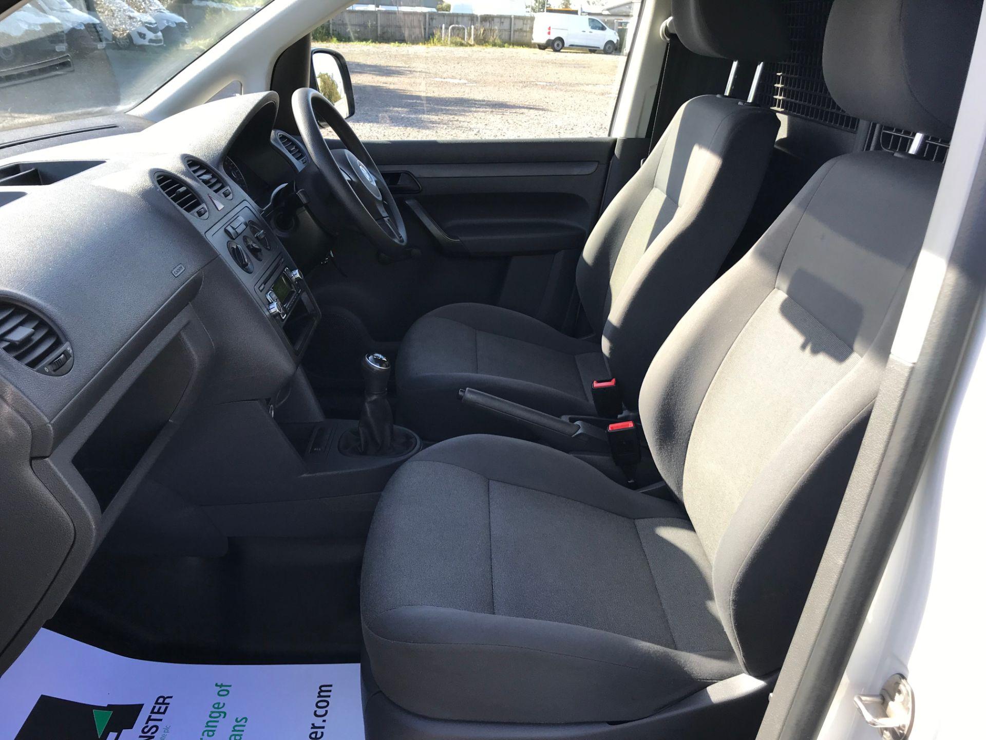 2017 Volkswagen Caddy 1.6 Tdi 75Ps Startline Van (GJ17OAV) Image 14