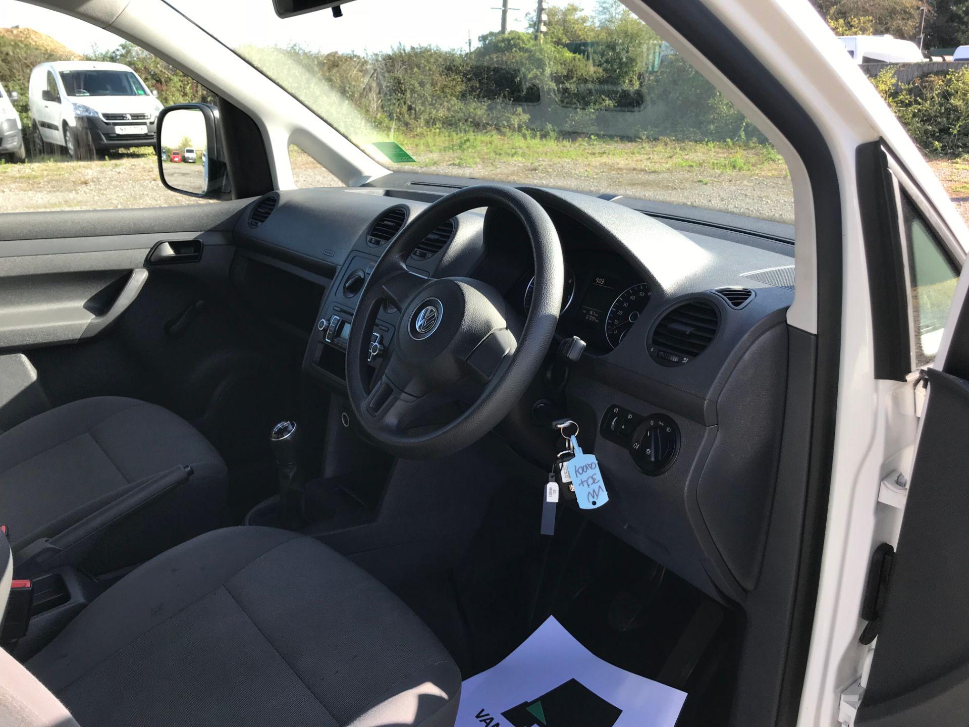 2017 Volkswagen Caddy 1.6 Tdi 75Ps Startline Van (GJ17OAV) Image 15