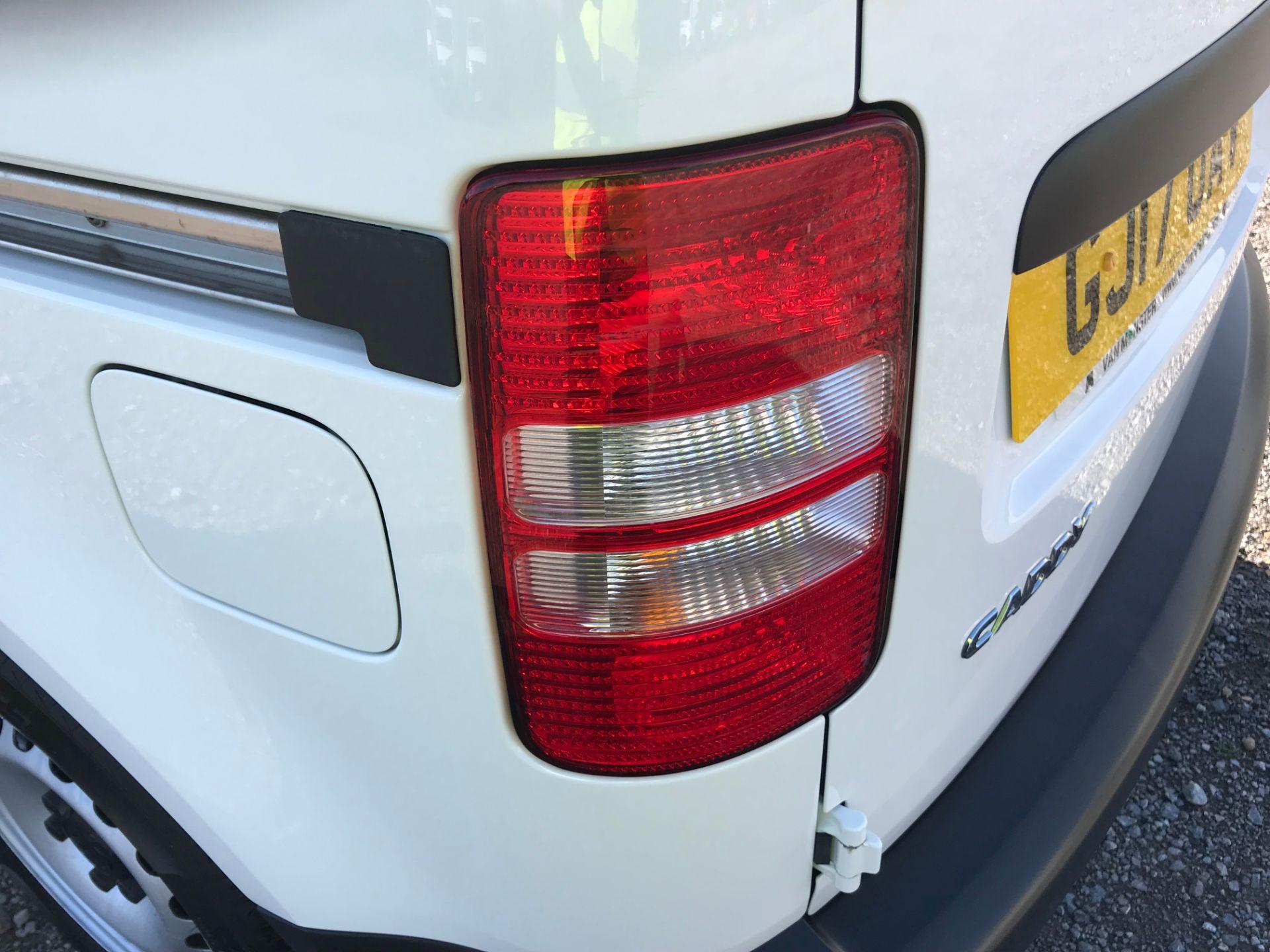 2017 Volkswagen Caddy 1.6 Tdi 75Ps Startline Van (GJ17OAV) Image 29