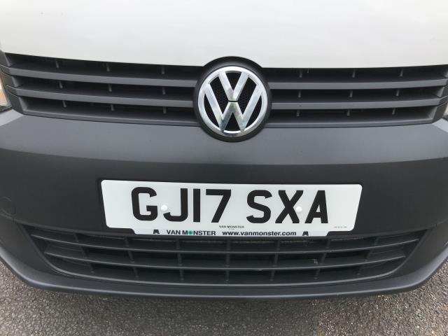 2017 Volkswagen Caddy 1.6TDI 75PS STARTLINE EURO 5 (GJ17SXA) Image 26