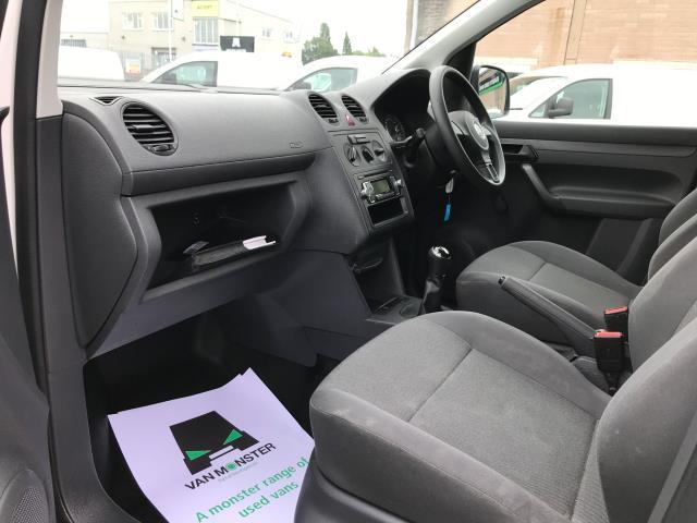2017 Volkswagen Caddy 1.6TDI 75PS STARTLINE EURO 5 (GJ17SXA) Image 16