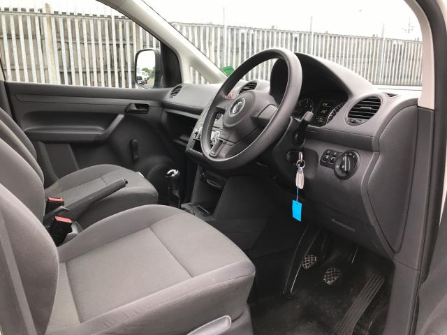 2017 Volkswagen Caddy 1.6TDI 75PS STARTLINE EURO 5 (GJ17SXA) Image 15