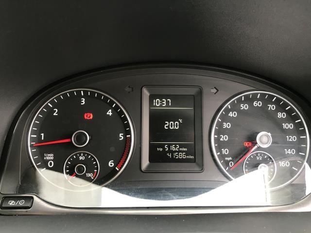 2017 Volkswagen Caddy 1.6TDI 75PS STARTLINE EURO 5 (GJ17SXA) Image 11