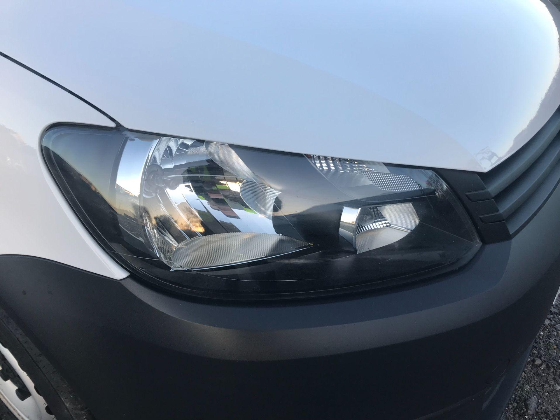 2017 Volkswagen Caddy  1.6 75PS STARTLINE EURO 5 (GJ17SXE) Image 18