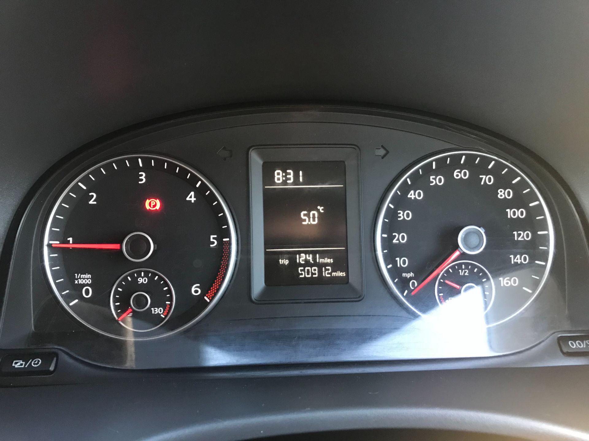 2017 Volkswagen Caddy  1.6 75PS STARTLINE EURO 5 (GJ17SXE) Image 27