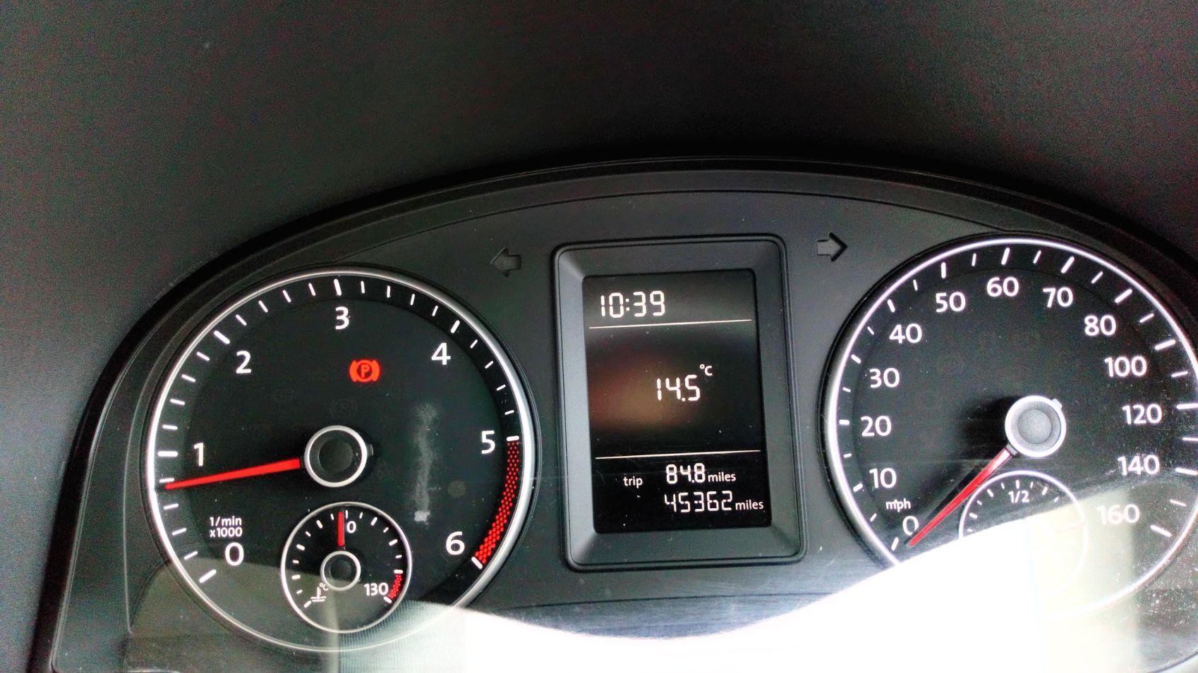 2017 Volkswagen Caddy 1.6 Tdi 75Ps Startline Van (GJ17SYS) Image 11