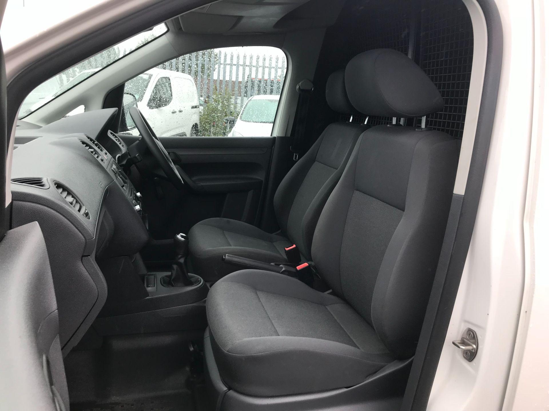 2017 Volkswagen Caddy 1.6 Tdi 75Ps Startline Van (GJ17SZD) Image 15