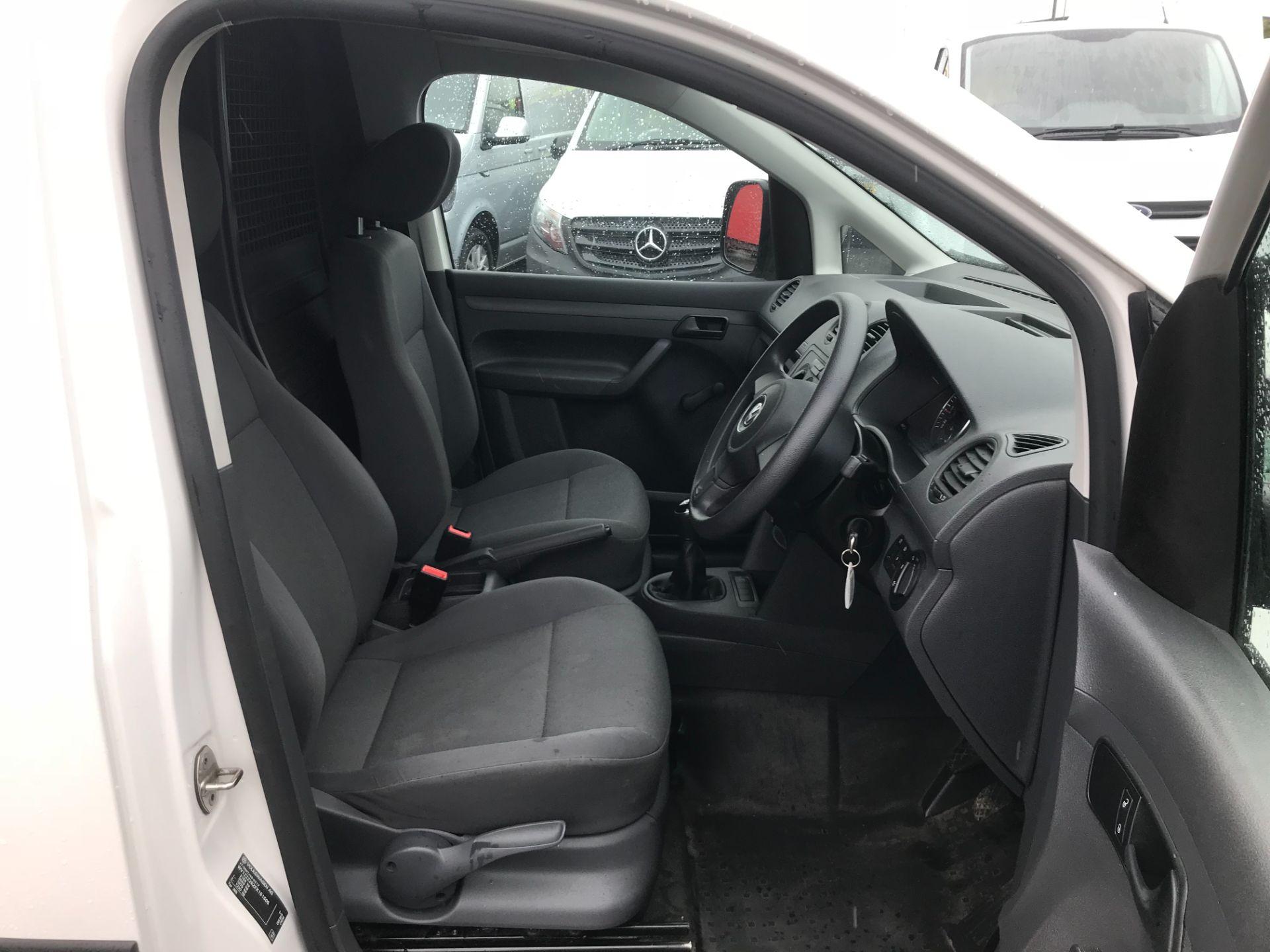 2017 Volkswagen Caddy 1.6 Tdi 75Ps Startline Van (GJ17SZD) Image 11