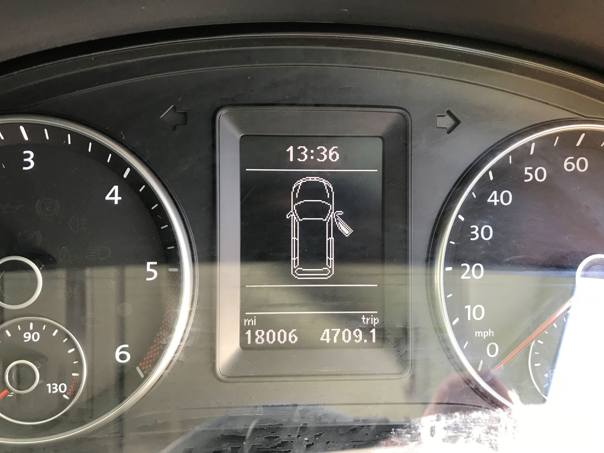 2018 Volkswagen Caddy  2.0 102PS BLUEMOTION TECH 102 STARTLINE EURO 6 (GJ18JYT) Image 7