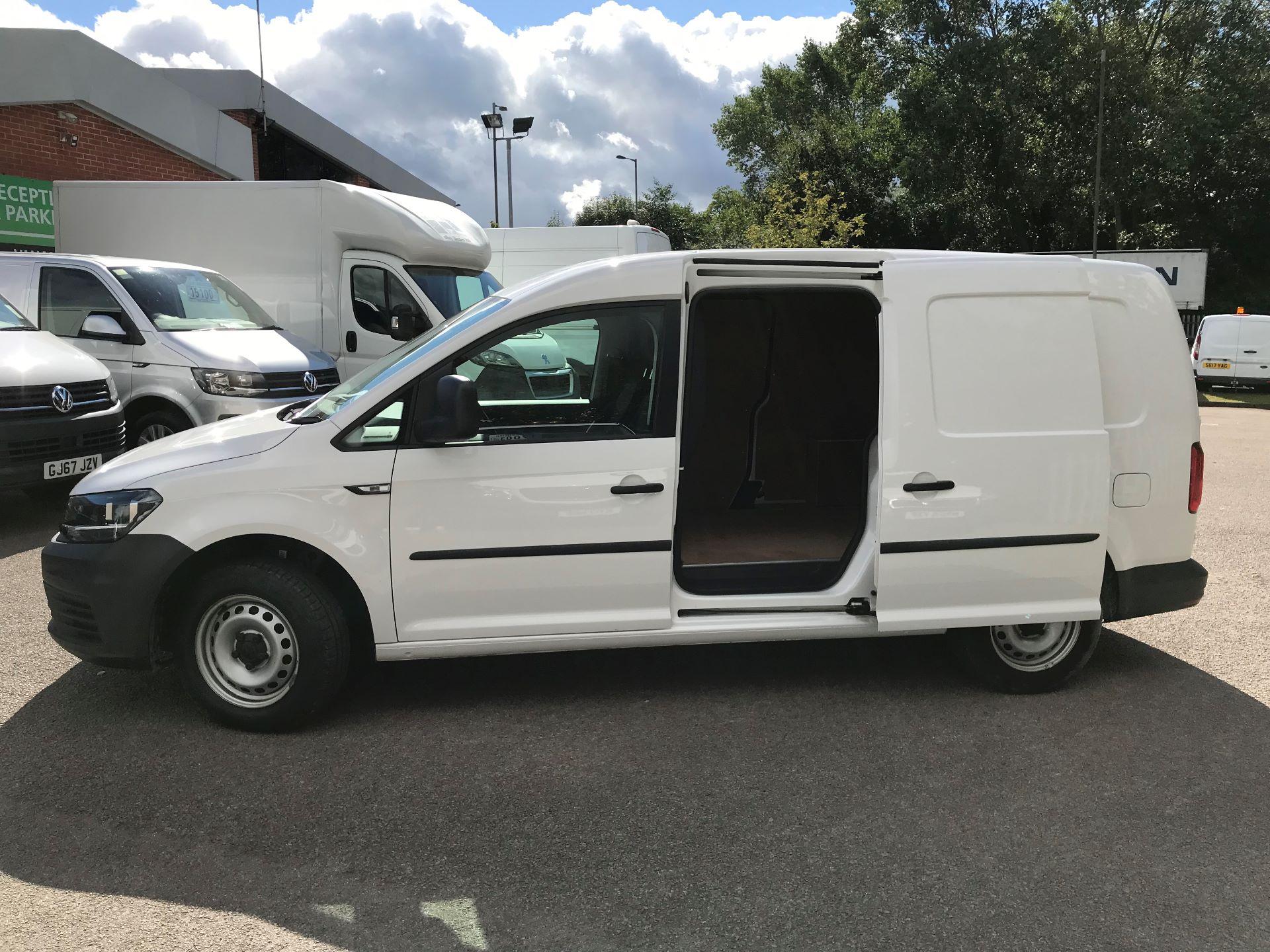 2018 Volkswagen Caddy  2.0 102PS BLUEMOTION TECH 102 STARTLINE EURO 6 (GJ18JYT) Image 16