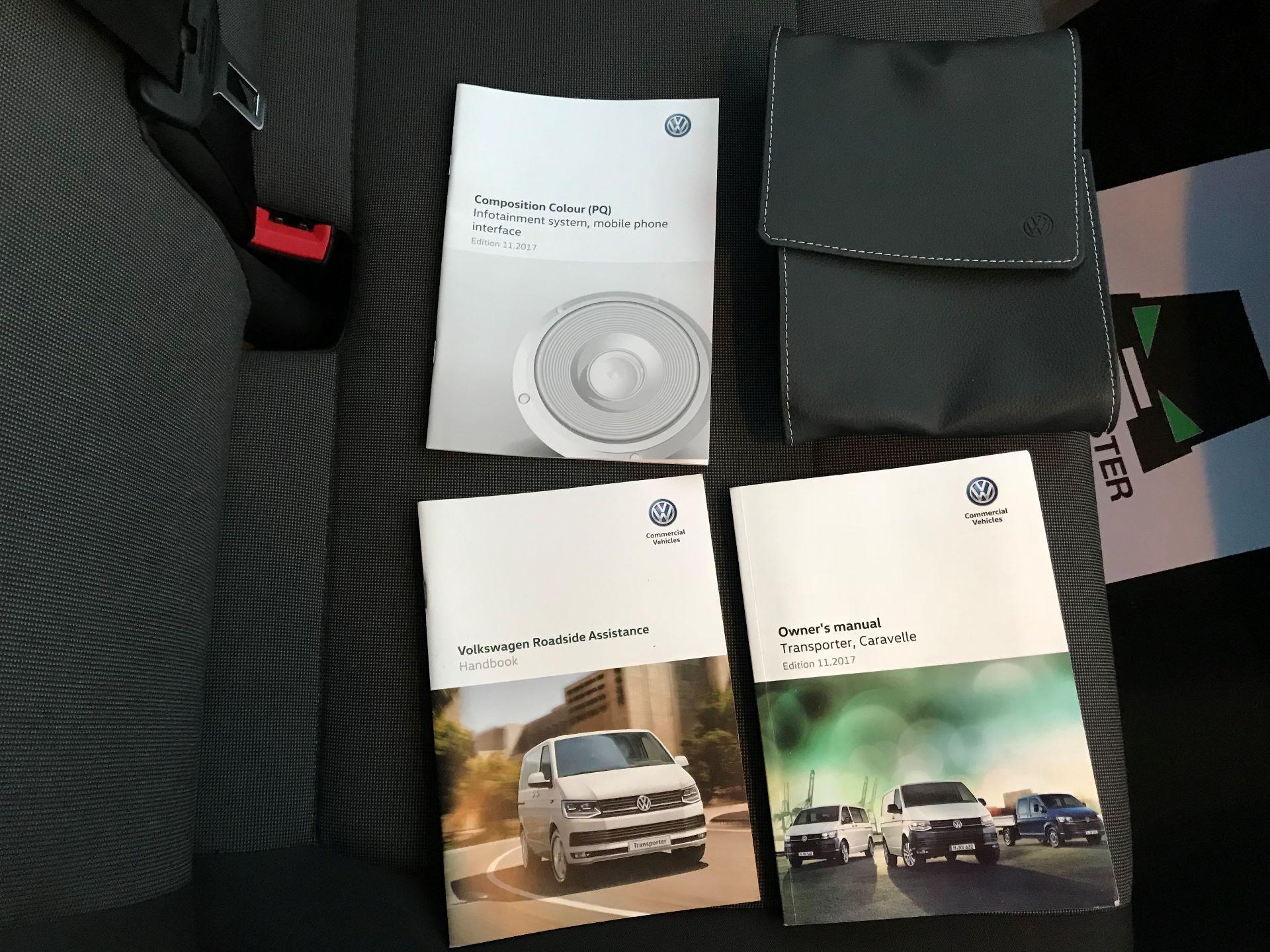 2018 Volkswagen Transporter  T30 2.0 TDI BMT 102 PS Startline Euro 6  (GJ18KCU) Image 26