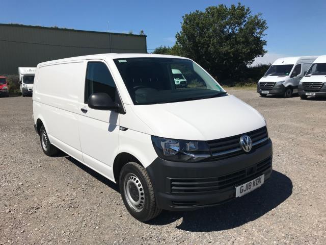 2018 Volkswagen Transporter 2.0 Tdi Bmt 102 Startline Van Euro 6 (GJ18KDK)