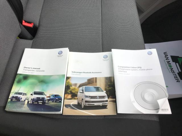 2018 Volkswagen Transporter  T30 LWB DIESEL 2.0 TDI BMT 102 STARTLINE VAN EURO 6 (GJ18KDN) Image 9
