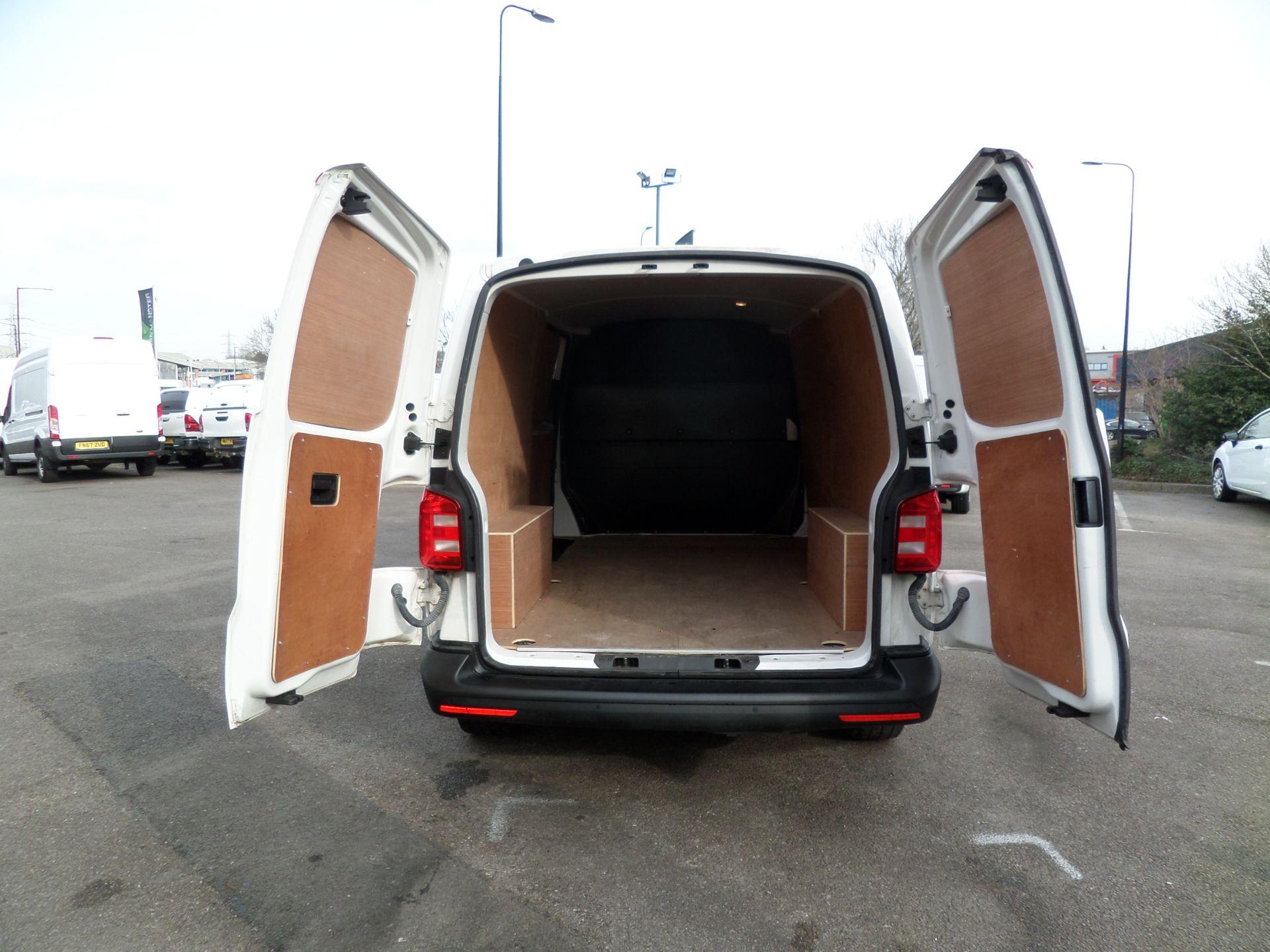 2018 Volkswagen Transporter 2.0 Tdi Bmt 102 Startline Lwb Van Euro 6 (GJ18KDU) Image 4