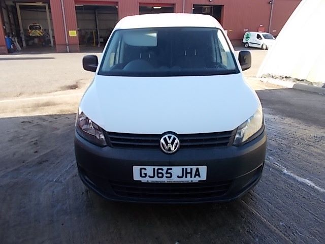 2016 Volkswagen Caddy Maxi 2.0 102PS BLUEMOTION TECH STARTLINE EURO 6 (GJ65JHA) Image 2