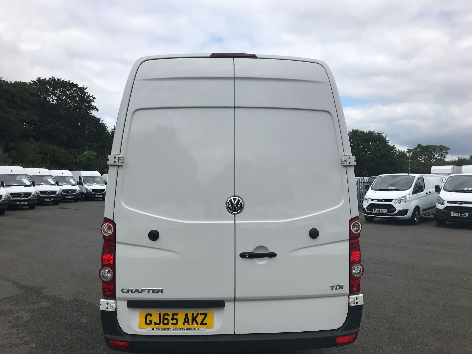 2015 Volkswagen Crafter  CR35 LWB 2.0 TDI 136PS HIGH ROOF EURO 5 (GJ65AKZ) Image 6