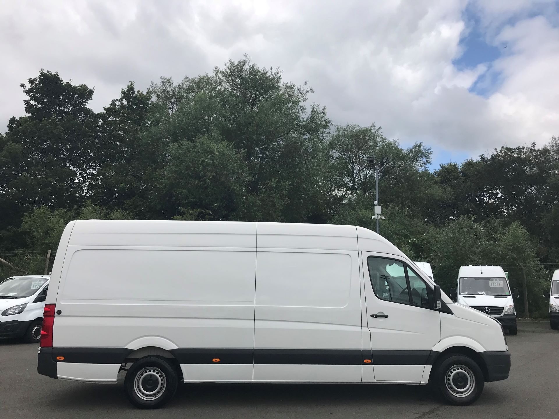 2015 Volkswagen Crafter  CR35 LWB 2.0 TDI 136PS HIGH ROOF EURO 5 (GJ65AKZ) Image 8