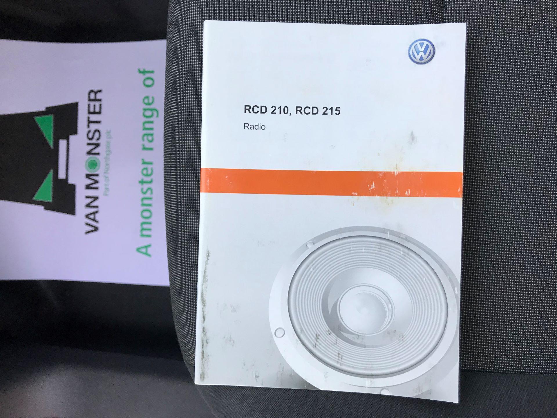 2015 Volkswagen Caddy Maxi  MAXI 1.6 102PS STARTLINE EURO 5 (GJ65CXW) Image 36