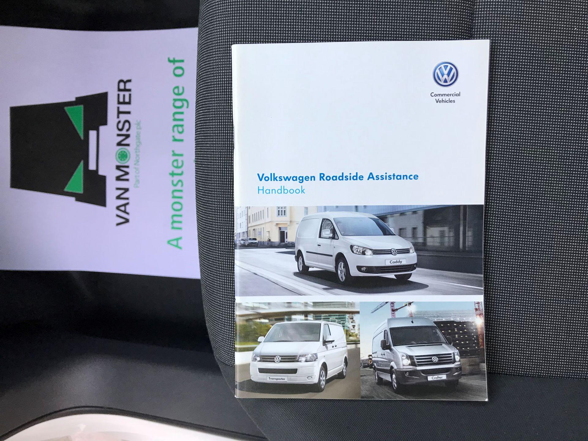 2015 Volkswagen Caddy Maxi  MAXI 1.6 102PS STARTLINE EURO 5 (GJ65CXW) Image 37