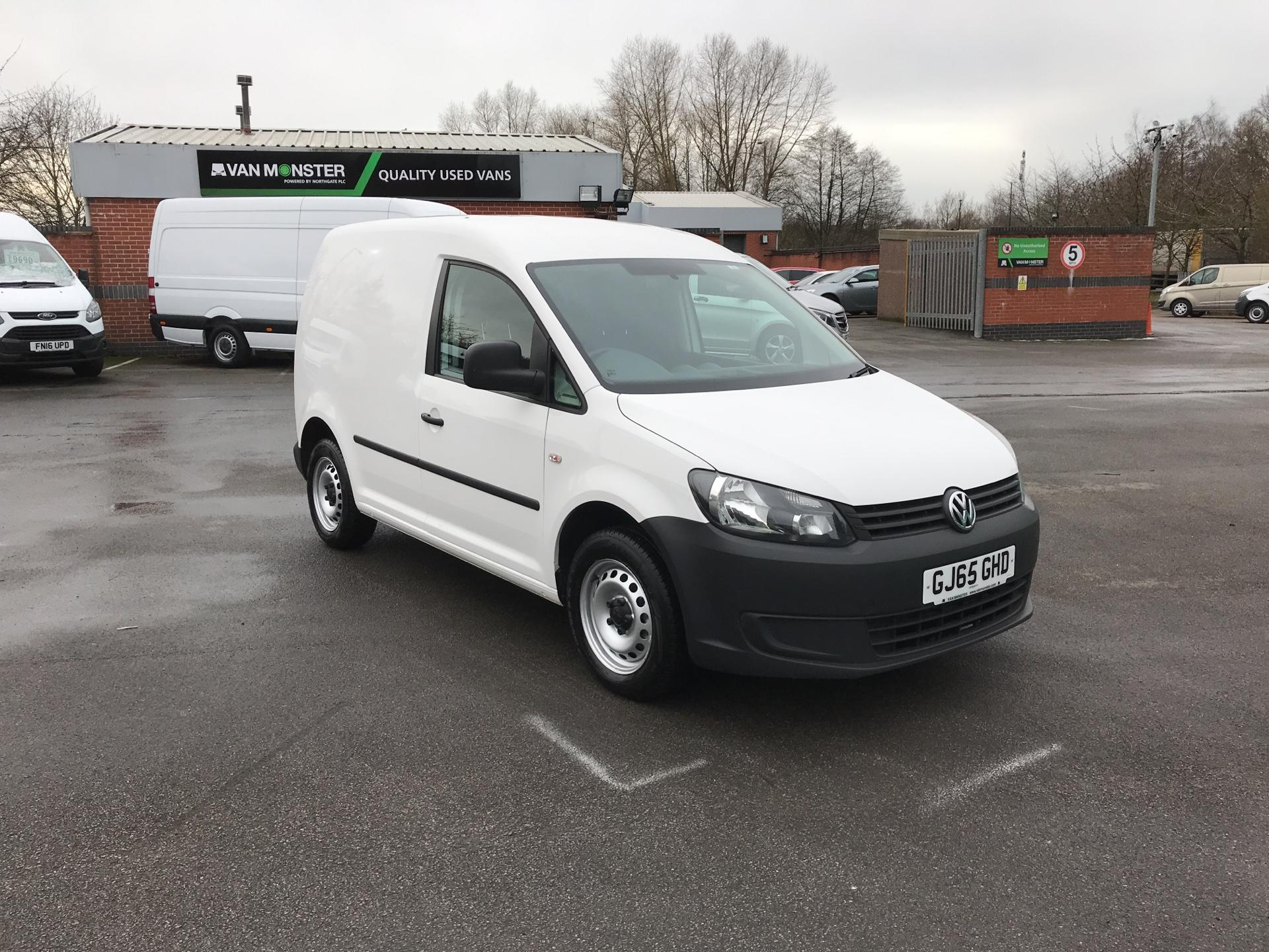 2015 Volkswagen Caddy  1.6 102PS STARTLINE EURO 5 (GJ65GHD)