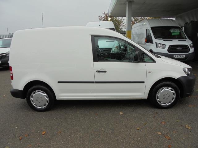 2015 Volkswagen Caddy  1.6 102PS STARTLINE EURO 5 (GJ65GHK) Image 2