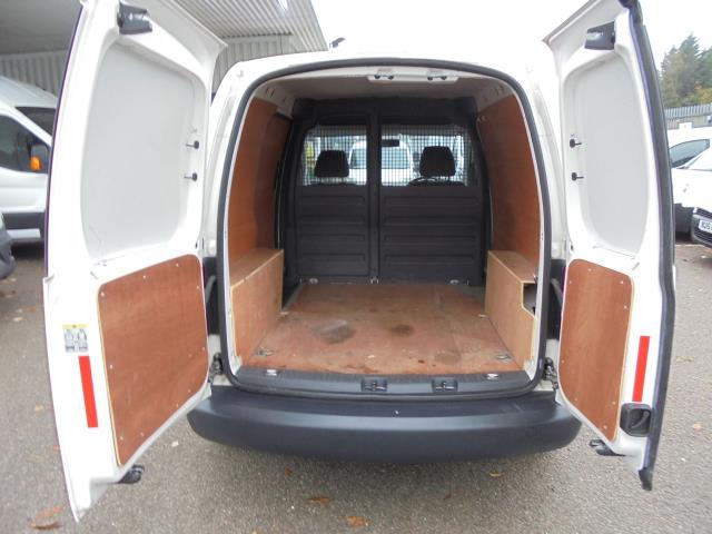 2015 Volkswagen Caddy  1.6 102PS STARTLINE EURO 5 (GJ65GHK) Image 15