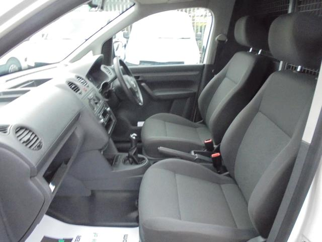 2015 Volkswagen Caddy  1.6 102PS STARTLINE EURO 5 (GJ65GHK) Image 14