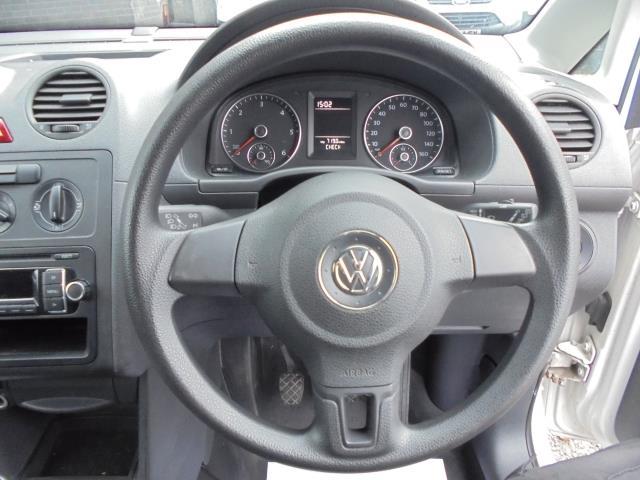 2015 Volkswagen Caddy  1.6 102PS STARTLINE EURO 5 (GJ65GHK) Image 12