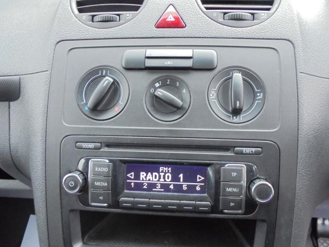 2015 Volkswagen Caddy  1.6 102PS STARTLINE EURO 5 (GJ65GHK) Image 10