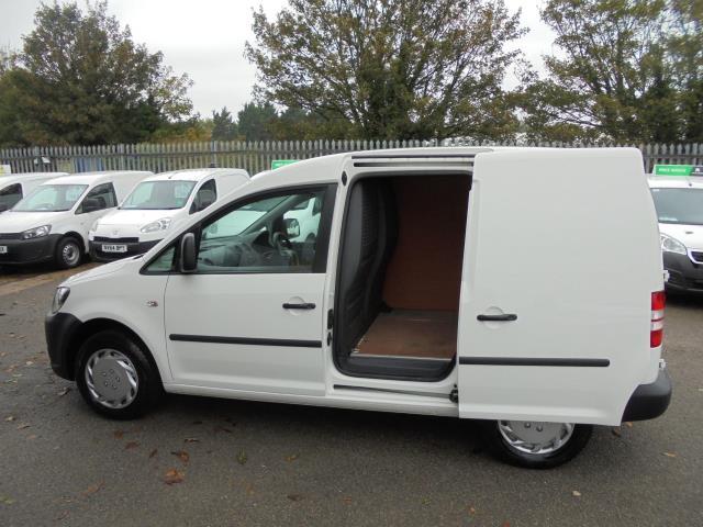 2015 Volkswagen Caddy  1.6 102PS STARTLINE EURO 5 (GJ65GHK) Image 16