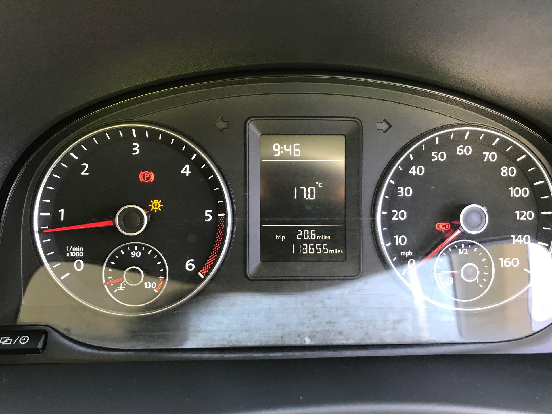 2016 Volkswagen Caddy 1.6TDI 75PS STARTLINE EURO 5 (GJ65JKV) Image 6