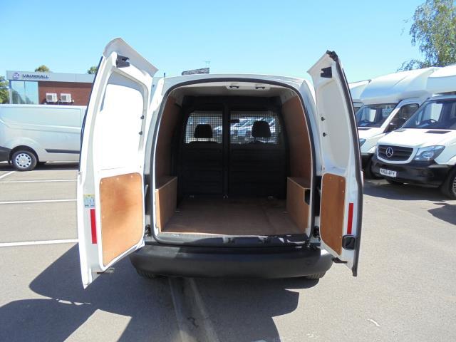 2016 Volkswagen Caddy  1.6 75PS STARTLINE EURO 5 (GJ65JKV) Image 7