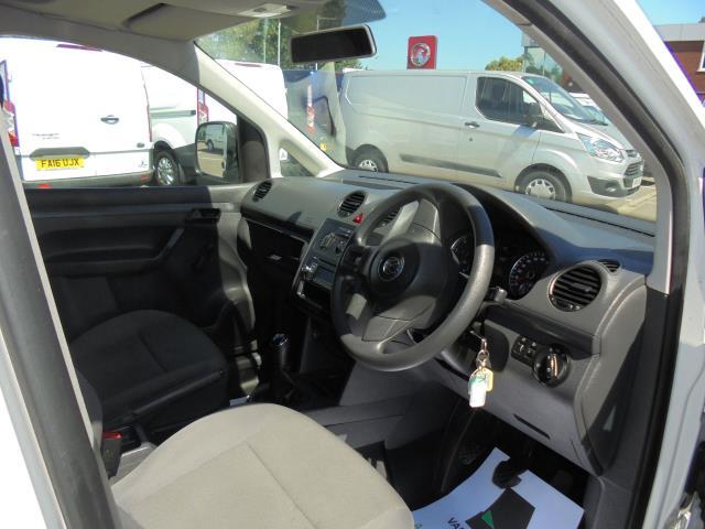 2016 Volkswagen Caddy  1.6 75PS STARTLINE EURO 5 (GJ65JKV) Image 19