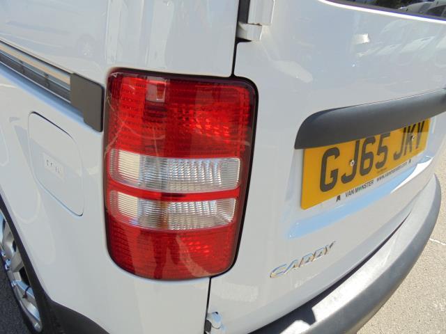 2016 Volkswagen Caddy  1.6 75PS STARTLINE EURO 5 (GJ65JKV) Image 13