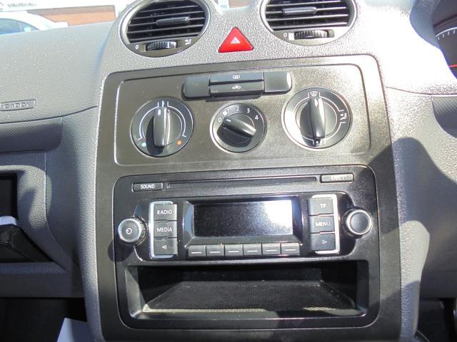 2016 Volkswagen Caddy  1.6 75PS STARTLINE EURO 5 (GJ65JKV) Image 22