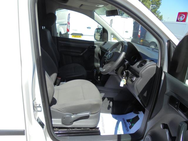 2016 Volkswagen Caddy  1.6 75PS STARTLINE EURO 5 (GJ65JKV) Image 18
