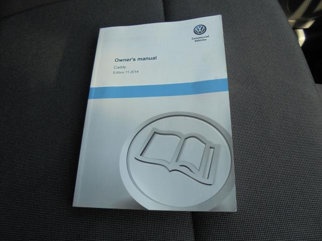 2016 Volkswagen Caddy  1.6 75PS STARTLINE EURO 5 (GJ65JKV) Image 27