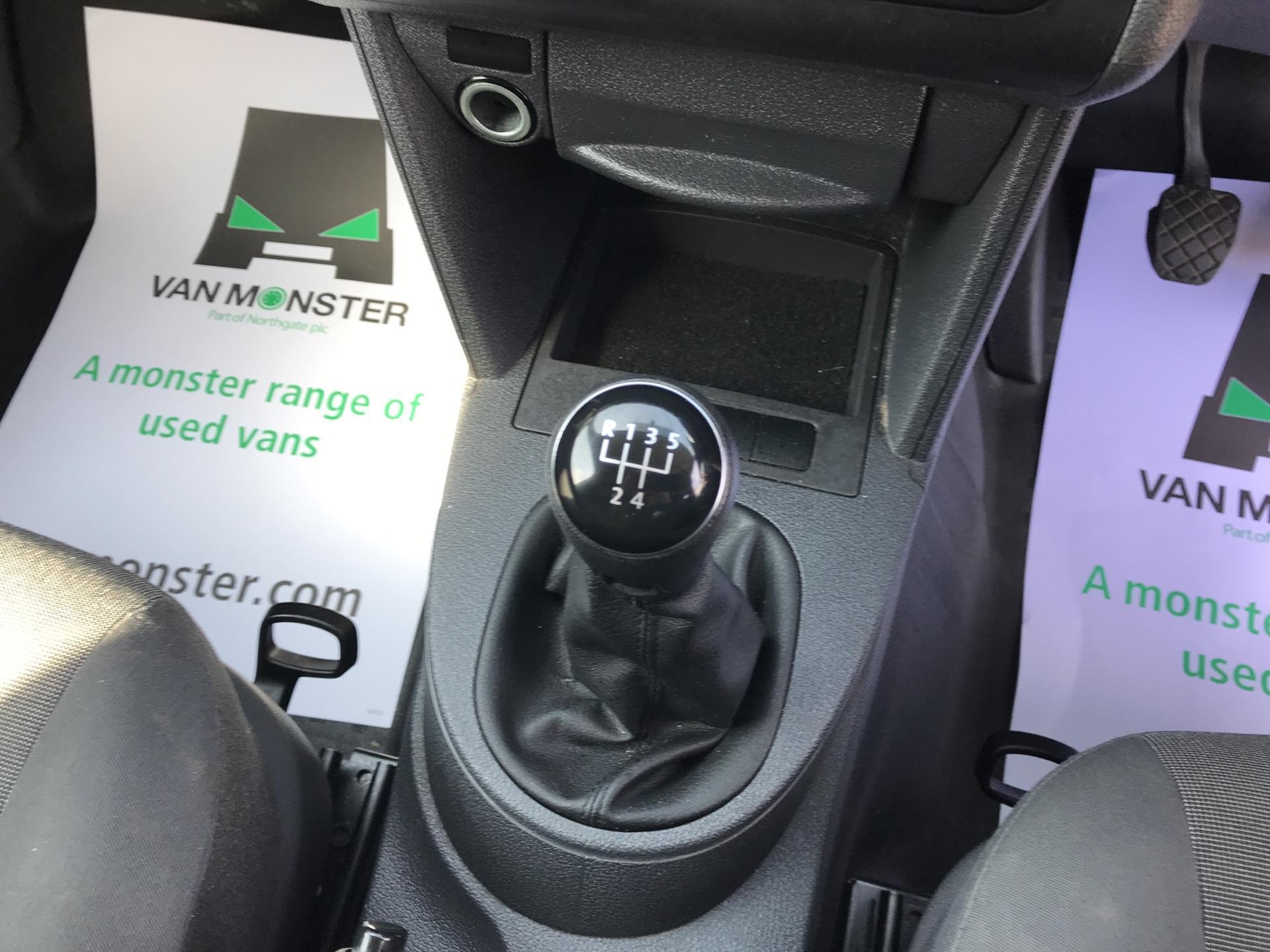 2016 Volkswagen Caddy 1.6 75PS STARTLINE EURO 5 (GJ65JLU) Image 12