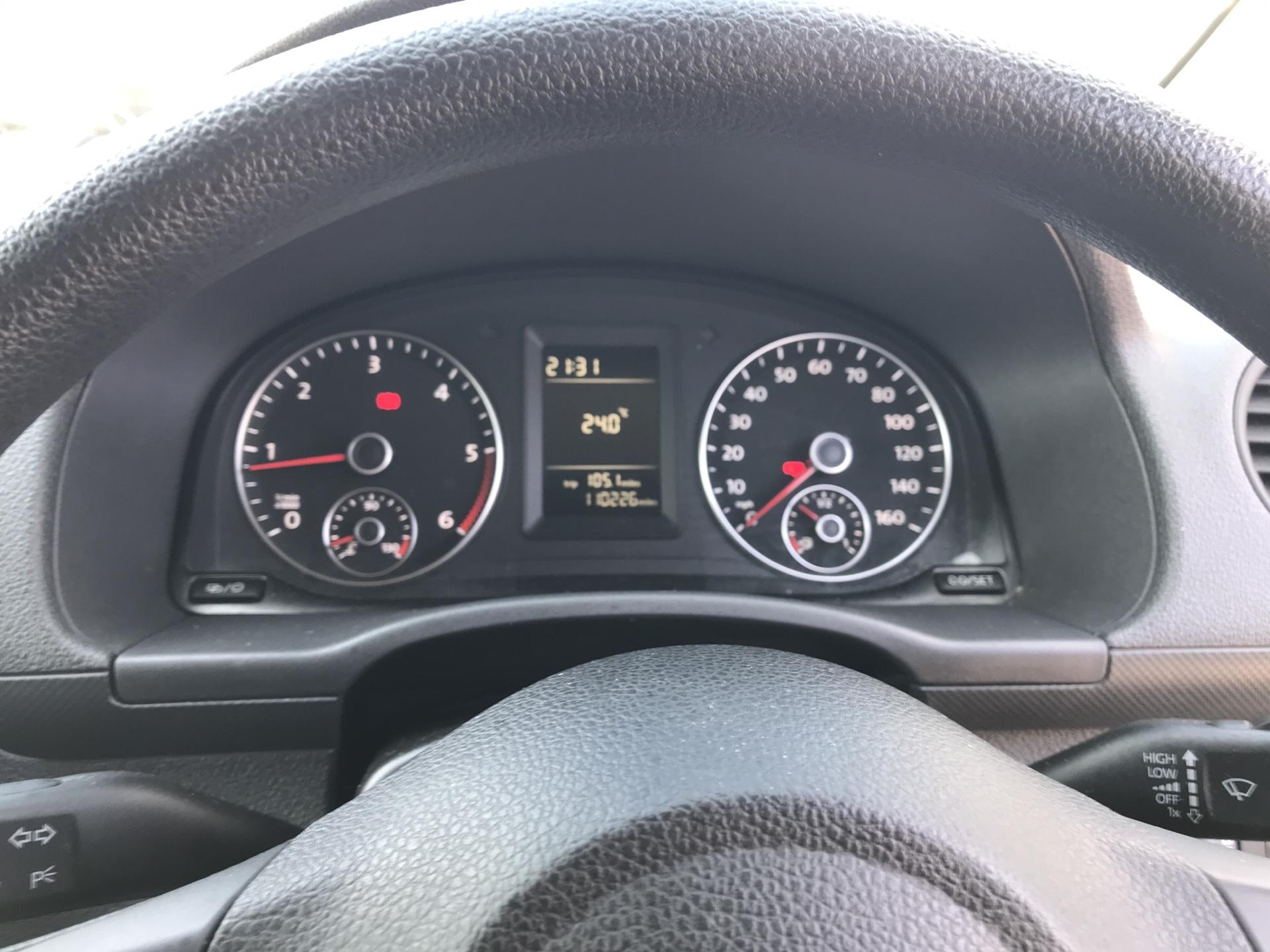 2016 Volkswagen Caddy 1.6 75PS STARTLINE EURO 5 (GJ65JLU) Image 14