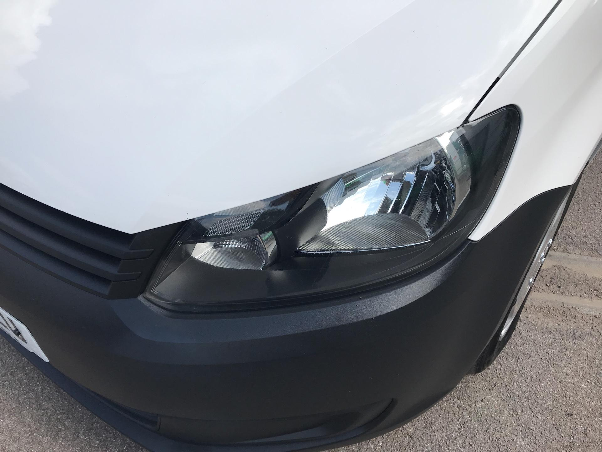 2016 Volkswagen Caddy 1.6 75PS STARTLINE EURO 5 (GJ65JLU) Image 19