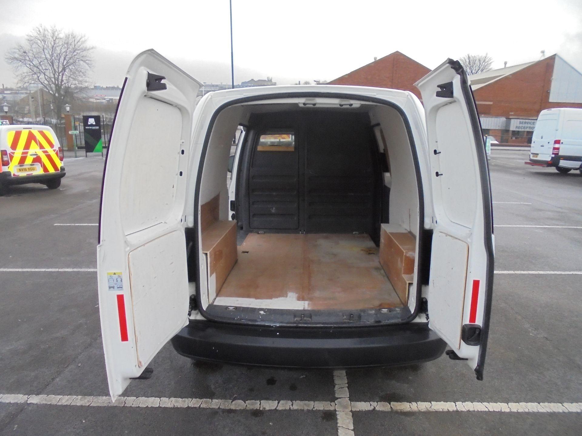 2016 Volkswagen Caddy Maxi 1.6 Tdi 102Ps Startline Van (GJ65JRZ) Image 23