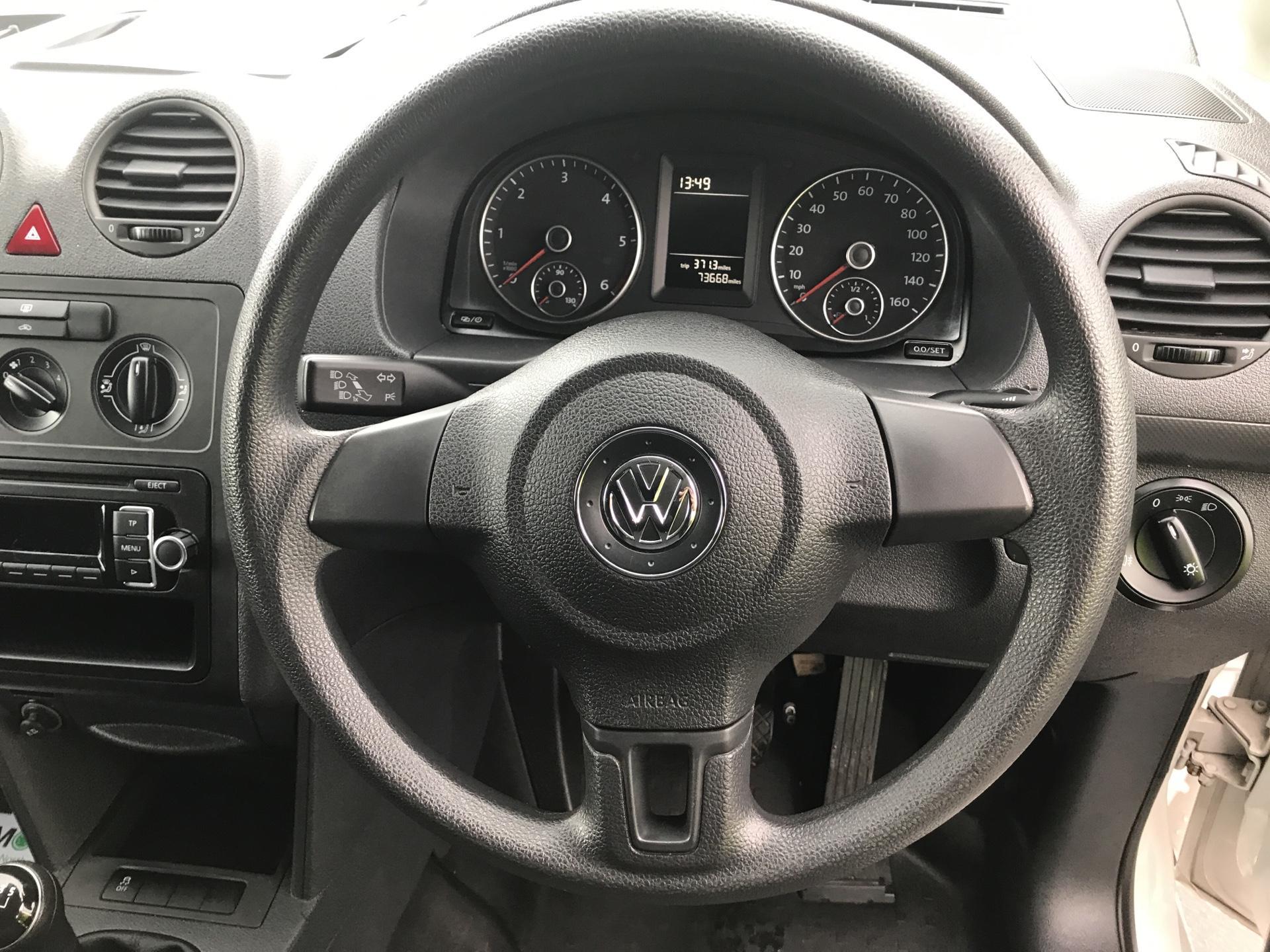 2015 Volkswagen Caddy 1.6 Tdi 75Ps Startline Van (GJ65MGZ) Image 12