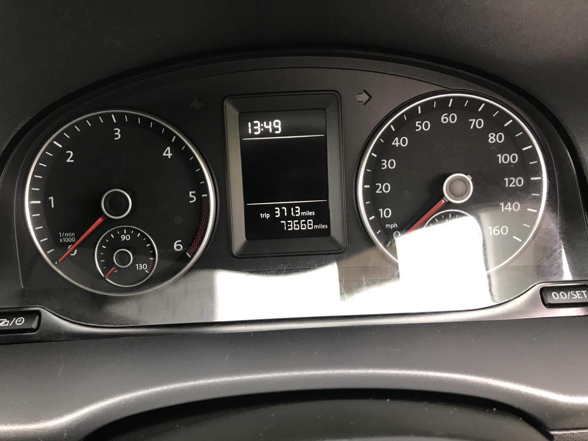 2015 Volkswagen Caddy 1.6 Tdi 75Ps Startline Van (GJ65MGZ) Image 13