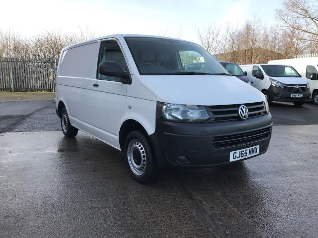 2015 Volkswagen Transporter  T28 SWB 2.0TDI 102PS STARTLINE EURO 5 *VALUE RANGE VEHICLE - CONDITION REFLECTED IN PRICE* (GJ65MMX)