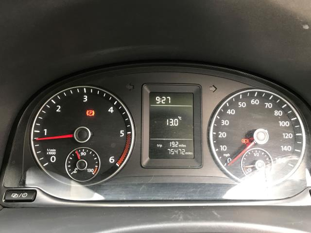 2015 Volkswagen Caddy  1.6TDI 102PS STARTLINE EURO 5 (GJ65MSV) Image 6
