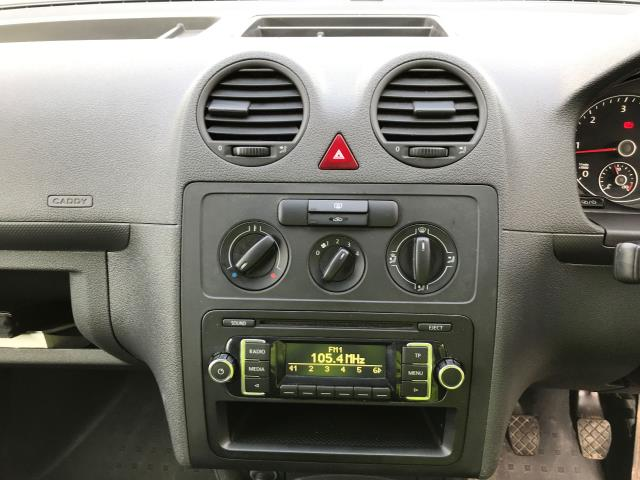 2015 Volkswagen Caddy  1.6TDI 102PS STARTLINE EURO 5 (GJ65MSV) Image 3